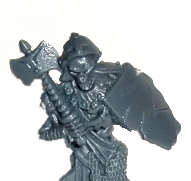 Mantic Games Skeleton with Hand Weapon