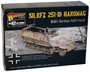 Bolt Action Hanomag Box