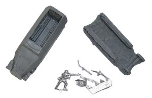 Bolt Action Hanomag Components
