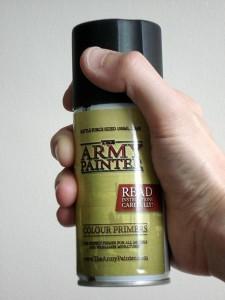 Army Painter Primer