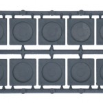 Ironclads Bases Sprue
