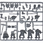 Ironclads Command Sprue
