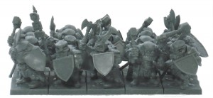 Mantic Games Dwarf Ironclad Unit