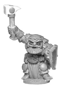 Mantic Games Dwarf Ironbeard