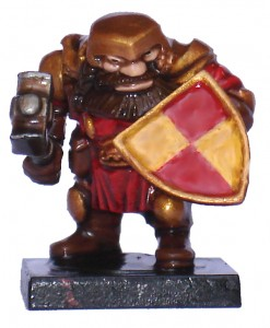 Mantic Dwarf Dipped