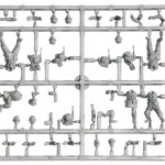 Bolt Action Germans Body Sprue