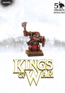 Manftic Games Dwarf Ironguard