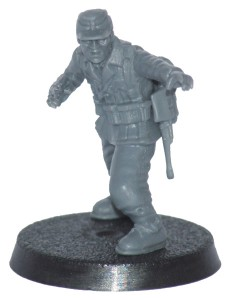 Bolt Action German Infantry in Cap