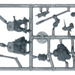 Mantic Dwarf Flamebelcher Troop Sprue