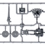 Mantic Dwarf Flamebelcher Weapon Sprue