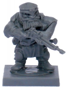 Ironwatch Rifleman er... Dwarf