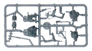 Mantic Games Dwarf Ironwatch Sprue