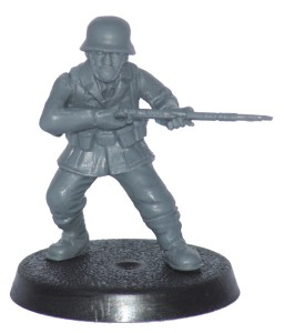 Bolt Action German Infantry Rifleman