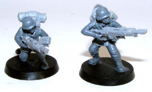 Bolt Action German Lasgun Imperial Guard