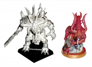 Avatars of War Daemon Champion & Bloodletter