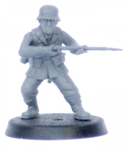 Bolt Action Plastic Germans Step 0