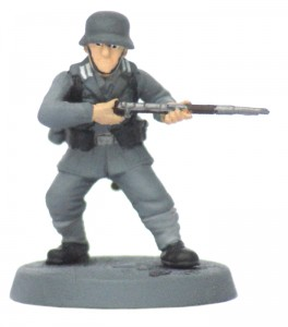 Bolt Action Plastic Germans Step 2