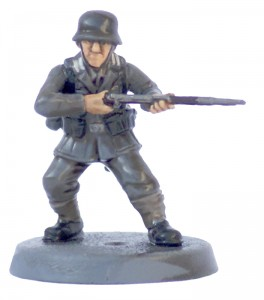 Bolt Action Plastic Germans Step 3