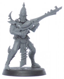 Dark Eldar Kabalite Warrior with Splinter Rifle