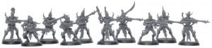 Dark Eldar Kabalite Warriors Squad