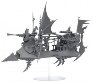 Dark Eldar Raider & Crew