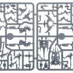 Dark Eldar Reavers Sprue 1