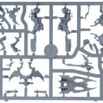 Dark Eldar Reavers Sprue 2