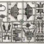 Grey Knight Nemesis Dreadknight Sprue 1