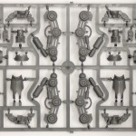 Grey Knight Nemesis Dreadknight Sprue 2