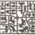 Grey Knight Nemesis Dreadknight Sprue 3