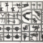 Grey Knight Terminators Sprue 2