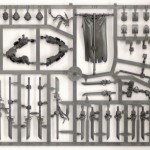 Grey Knight Terminators Sprue 3