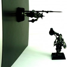 modelling guide - Magnetizing Conversion with magnets warhammer 40000 (4)