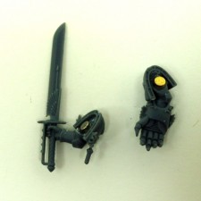 modelling guide - Magnetizing Conversion with magnets warhammer 40000 (6)