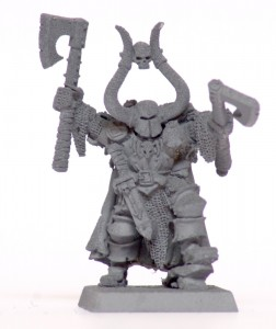 Metal Exalted Hero Undercoated