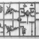 Avatars of war Dwarf Berserkers Command Sprue
