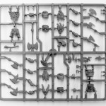Avatars of war Dwarf Berserkers Regiment Sprue 1