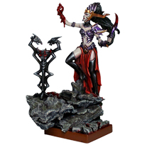 Mantic Games Dark Elf Sorceress