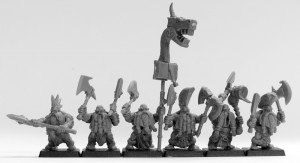 Avatars of War Dwarf Berserkers