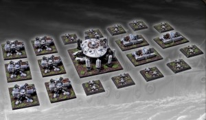 Covenant of Antartica Armoured Battle Group