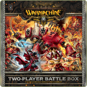 Warmachine 2 Player Battle Box