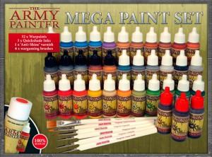 The Army Painter Mega Paint Set