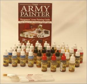 The Army Painter Mega Paint Set Paints