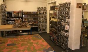 Big Orbit Games Shop Expansion - Entrance Area