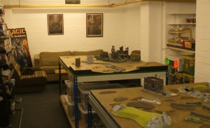 Big Orbit Games Shop Expansion - New Seating Area