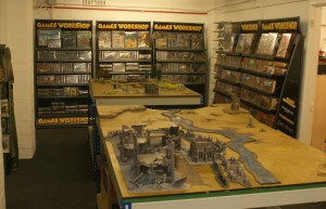 Big Orbit Games Shop Expansion - New Gaming Area