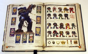 Warhammer 40,000 6th Edition Rulebook Space Marines