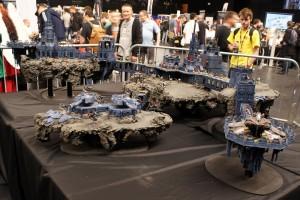 Warhammer 40,000 Asteroid Fortress