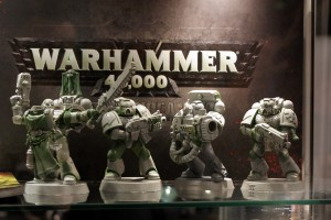 Warhammer 40,000 Dark Vengeance Three Ups