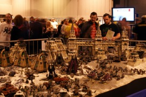 Forge World Imperial Fortress